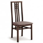 Chaise bois Dante