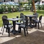 Chaise de jardin Elba