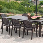 Table et chaise de jardin Gardenia