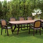 Table et chaises de jardin Kappa